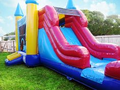 Be it any theme they can decorate the venue accordingly. They can get you ample of props and items making the party - Bounce House Parties, Bounce House Rentals, Citrus Heights, Chairs For Small Spaces, Water Slides, Trendy Hairstyles, Things That Bounce, Generators, Sacramento