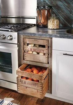 13 DIY-Ideen, die in Ihrer Küche bestimmt wunderschön aussehen würden! - Seite 3 von 13 - DIY Bastelideen