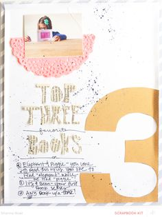Top 3 by ShannaNoel at @studio_calico - hand cut title