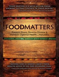 With a staggering number of Americans suffering from obesity and other food-related maladies, this film takes a timely and hard-hitting look at how the food we eat is helping or hurting our health, and what we can do to live (and eat) better. Nutritionists, naturopaths, scientists, doctors, medical journalists and more weigh in on everything from using food as medicine to the value of organic food and the safety of the food we consume.
