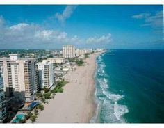 Pompano Beach! Go here every May! Loveee it! Fun towns to go to at night with bars and fun shopping!