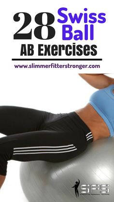 28 swiss ball ab exercises 28 swiss ball ab exercises The ab exercises and exercises for the whole body are excellent for building core strength. Swiss Ball Exercises, Stability Ball Exercises, Ab Exercises, Abs Workout For Women, Ab Workout At Home, Runners Core Workout, Most Effective Diet, Diet Plans For Women, Best Abs