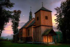 Cerkiew w Stefkowej Credit: Marian Stanislawski (Click to Support Artist)