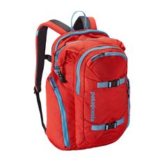 The Patagonia Jalama Pack 28L is the ultimate wet/dry backpack that separates wet gear with a waterproof divider as you're packing up from a big swell day.