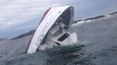 5 Britons killed after whale watching #boat sinks off #VancouverIsland