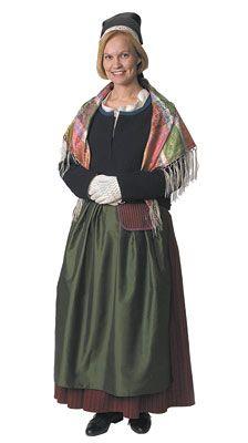 Taipalsaaren naisen kansallispuku, kuva: Kenzi Rinno/Taito Etelä-Karjala