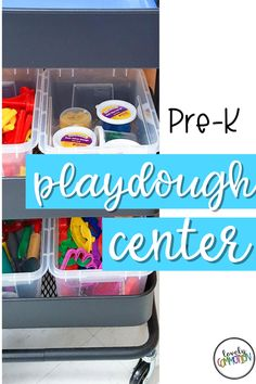 The Playdough Center in a preschool classroom is a place for children to build fine motor muscles, release stress and be creative. See what is inside my Playdough Center. Preschool Centers, Preschool Classroom, Play Based Learning, Learning Centers, Small Pizza, Classroom Organization, Organization Ideas, Center Labels, Lakeshore Learning