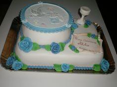 torta comunione maschietto