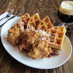 Lo-Lo's Checken & Waffles - Scottsdale, AZ Ranked #12 America's Best Chicken and Waffles | Travel + Leisure