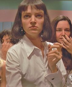 Uma Thurman / Pulp Fiction