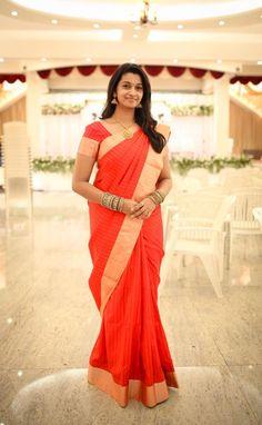 Priya in saree