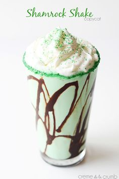 McDonald's Shamrock Shake | 33 Clever Copycat Recipes For Your Favorite Chain Restaurants