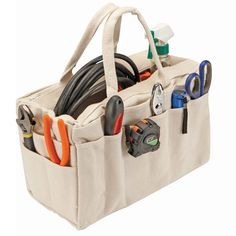 Harbor Freight Canvas riggers tool bag