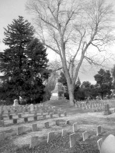 Confederate Cemetery, Fredericksburg