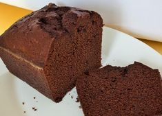 Chocolate and coffee loaf – Bizcocho de chocolate y café Empanadas, Chocolate Cake, Banana Bread, Coffee, Desserts, Recipes, Food, Duke, Chocolate Icing