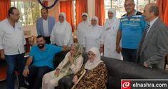أحمد الحريري زار مسني دار السلام في صيدا - Elnashra - Lebanon News