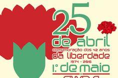 Diversas iniciativas nas comemorações do 25 de Abril e 1 de Maio | Portal Elvasnews