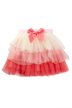 Tiered Tutu Skirt