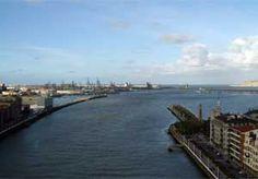Un estudio ha estimado que a finales de siglo las áreas inundables en la costa de Vizcaya podrían triplicar las actuales. Más que curioso es aterrador