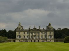 Houghton Hall seat of the Marquess of Cholomondeley one of Englands grandest aristocrats