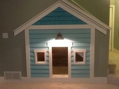 under stairs Playhouses | So Cute- Under the stairs playhouse!