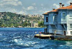 Bosphore, Turquie