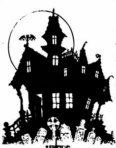 stampin' up HOUSE OF HAUNTS