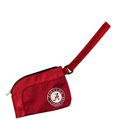 Another great find on #zulily! Alabama Crimson Tide Stadium Wristlet by Little Earth #zulilyfinds