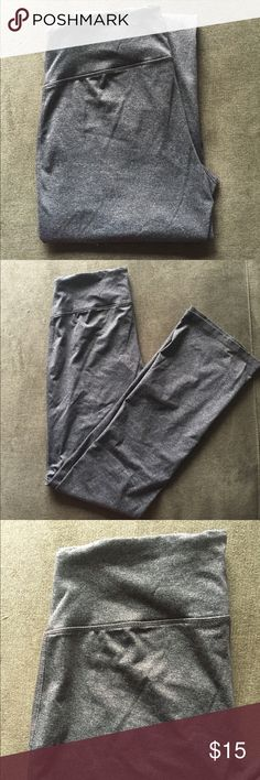 Old Navy Compression Active Pants Never worn old navy compression Active pants. Show now signs of wear, just bought a size too small. They are a charcoal/heather gray color. Very comfortable! Old Navy Pants Track Pants & Joggers