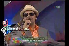 Presentación Completa De @Fervillalona En @DomingoyPacha #Video   Cachicha.com