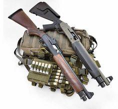 Mossberg 930 & Remington 1100