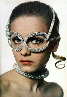 1968 Halston eyeglasses