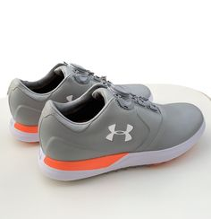 bf1aad7d76c Under Armour Womens UA Performance Spikeless Golf Shoes White Size 7