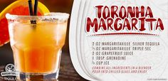 Toronha Margarita with Margaritaville Silver Tequila