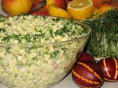 Sałatka wielkanocna z brokułem - Przepisy kulinarne - Sałatki Guacamole, Potato Salad, Mexican, Potatoes, Ethnic Recipes, Food, Potato, Essen, Meals