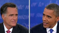Political strategy lessons from the first Obama, Romney debate (2012)