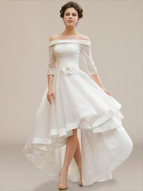 destination bridal dress