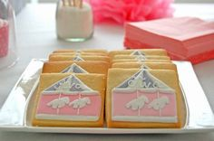 Beautiful Carousel Party by Jolis Moments Fair Theme, Carousel Party, Carrousel, Rose Cake, Cookie Decorating, Decorating Ideas, Little Girls, Sweet Treats, Gift Wrapping