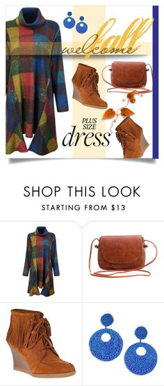 """easy does it"" by collagette ❤ liked on Polyvore featuring Minnetonka and Kenneth Jay Lane"