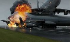 The Tenerife airport disaster occurred on Sunday, March 27, 1977. 583 people were killed.