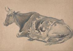 File:James Ward - Study of a Cow - Google Art Project.jpg