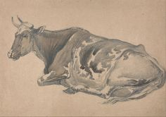 File:James Ward - Study of a Cow - Google Art Project.jpg