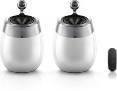 Philips Fidelio SoundSphere wireless speakers DS9830W