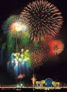 """""""Nagaoka Fireworks Festival, Japan"""" [Photo courtesy of Mapple Tourist Guide - August 8 Best Fireworks, Fireworks Festival, Happy New Years Eve, Happy New Year Quotes, Gif Fuego, Chemistry Of Fireworks, New Year's Eve 2020, Fireworks Photography, Fire Works"""