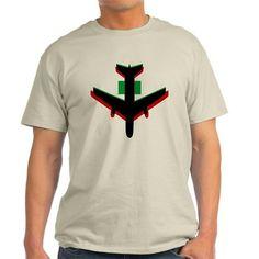 Big Bang Theory Airplane T-Shirt on CafePress.com