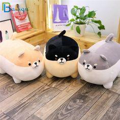 Pillow+Plush Doll+Air Condition Blanket 3pcs Pink Pig Corgi Dog Kids Toys Gift