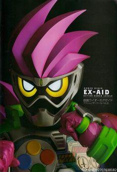 More Kamen Rider