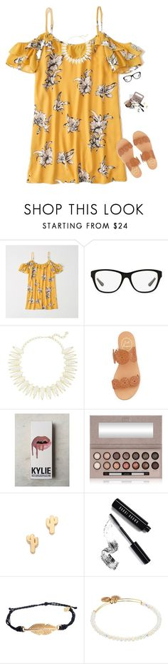 """Guess I'm A Bad Liar {please read below!}"" by bowbeauty01 ❤ liked on Polyvore featuring Abercrombie & Fitch, Ralph Lauren, Kendra Scott, Jack Rogers, Kylie Cosmetics, Laura Geller, Gorjana, Bobbi Brown Cosmetics, Pura Vida and Alex and Ani"