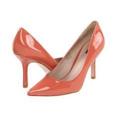 Joan & David Amery Women's Shoes - Coral