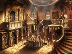 ______ entered the observatory and was amazed at what she saw before her. Her father had done it, he had finally finished the machine. (Finish the story) Fantasy Places, Fantasy World, Fantasy Art, Arte Steampunk, Steampunk Design, Steampunk City, Astronomical Observatory, Fantasy Castle, Story Setting